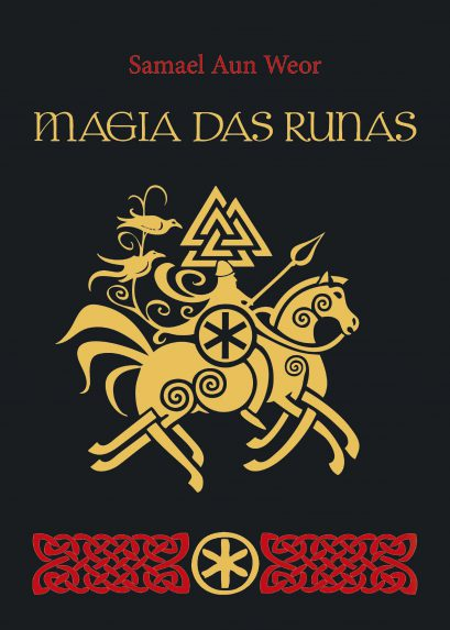 MAGIA DAS RUNAS (Brochura) 1